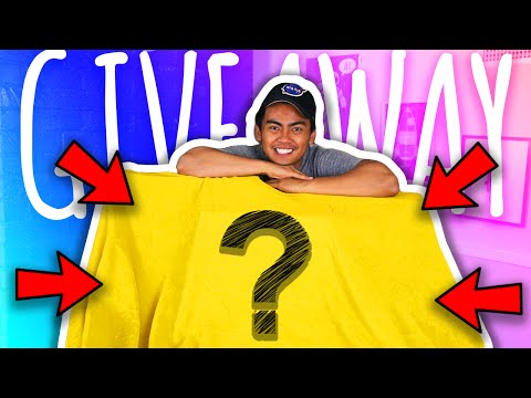 ULTIMATE 500,000 SUBSCRIBER GIVEAWAY!