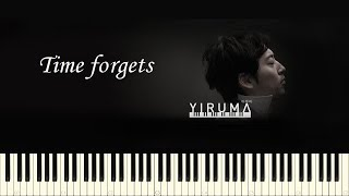 Yiruma Time Forgets Piano Tutorial