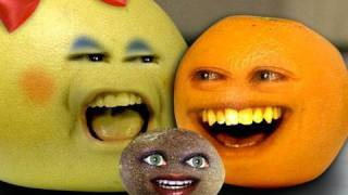 Annoying Orange - Grapefruit