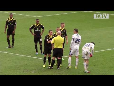 Rochdale AFC vs Sheffield Wednesday 1-2, FA Cup Fourth Round 2013-14 highlights