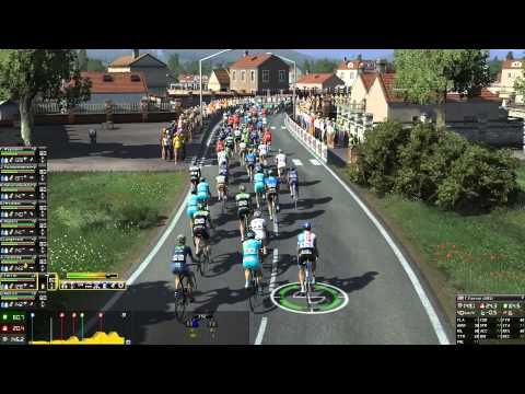 Pro Cycling Manager 2014 / Le Tour de France 2014 Gameplay Review