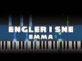 eMMa - Engler I Sne - Piano Tutorial MP3
