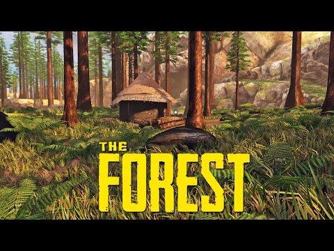 Первый взгляд на The Forest. Обзор игры