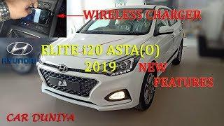 2019-Elite i20 Asta(O)-New Features