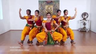 Sridevi Nrithyalaya - Bharatanatyam Dance - Shambu Natanam