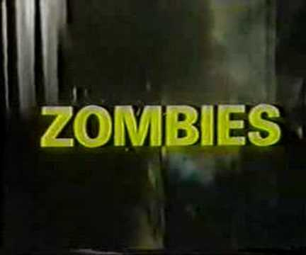 Zombies : Dawn of the Dead - original UK theatrical trailer