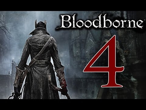 Bloodborne [walkthrough Ita Hd - Parte 4] - Boss: Padre Gascoigne video