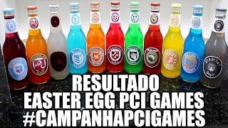 DESCOBRIRAM O EASTER EGG DO CANAL PCI GAMES - PARABENS RAFAELA BARONE - #CAMPANHAPCIGAMES