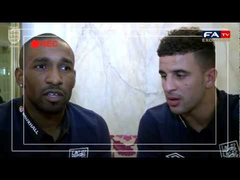 Jermain Defoe Video Diary Part 5 (Montenegro vs England)