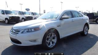 2011 Ford Taurus SHO Start Up, Exhaust, and In Depth Tour