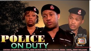 Police on Duty Nigerian Movie [Part 1] - Mike Ezu, Chioma Akpotha