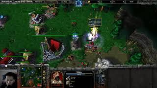 Htrt (HU) vs Cruncher (HU) - WarCraft 3 - WC####