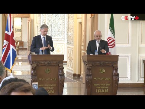 British Embassy in Iran Reopens Following FM's Visit