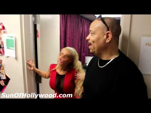 Ice-T Gives Props To The Talented Cast Of Peepshow