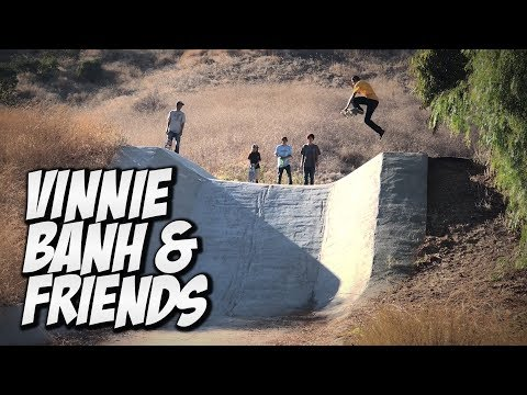 VINNIE BANH, CARLOS LASTRA & VINCENT KILL THE VALLEY !!!   NKA VIDS