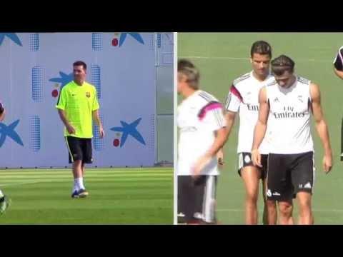 Cristiano Ronaldo: Obszöner Spitzname für Lionel Messi? | Real Madrid | FC Barcelona