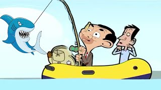 Mr Bean Animated Series 2017 The Full Compilation Best Funny Cartoon For Kid   P2