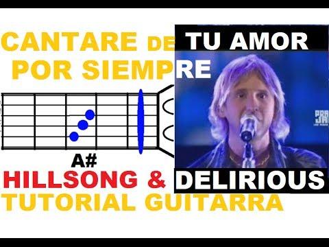 ... ? - Cantare de tu amor por siempre (TUTORIAL GUITARRA) - YouTube