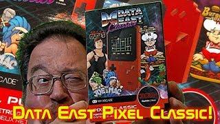 Data East Pixel Classic Handheld!