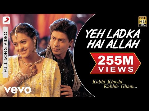 K3g - Yeh Ladka Hai Allah Video | Shah Rukh Khan, Kajol video