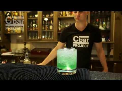 Коктейль Грин Физ (Green Fizz) рецепт от Cbar-PROJECT
