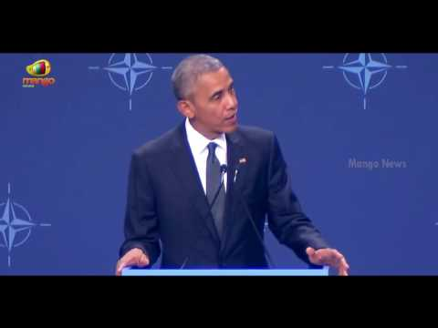 US President Barack Obama Full Speech | Poland  Security and Energy Sector | Poland President Duda