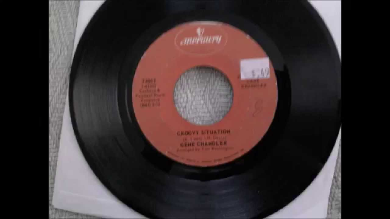 Gene Chandler - Don't Have To Be Lying Babe Part I