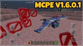 NEW MCPE 1.6.0.1 BETA!!! Minecraft Pocket Edition Update