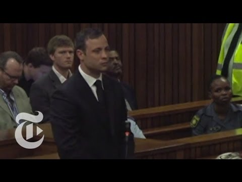 Oscar Pistorius Guilty of Culpable Homicide | The New York Times
