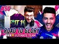 FIFA 19 ROAD TO GLORY #50 - OMG PRIME ICON AND FUTURE STAR IN A PACK!!!