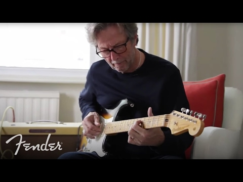 "Fender Custom Eric Clapton ""Brownie"" Tribute Stratocaster"