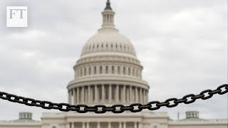 How government shutdown affects the US economy