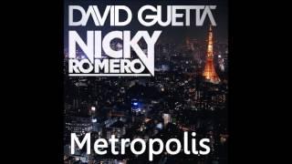 Watch David Guetta Metropolis (Edit) video