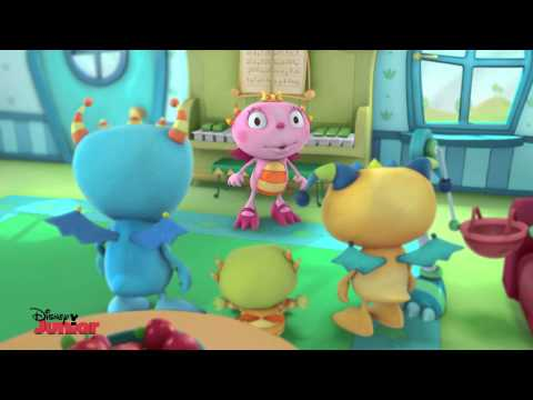 Henry Hugglemonster - Ivor's First Stomp