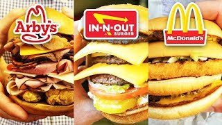 Top 10 Most Popular Secret Menu Fast Food Items