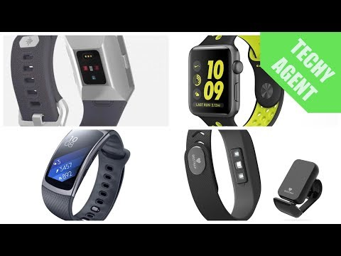 Fitbit Smartwatch, BioStrap, Apple Watch 3, Samsung Gear Fit2 Pro - WEARABLE NEWS AND UPDATES