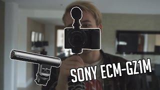 Sony A6000 + ECM-GZ1M Microphone