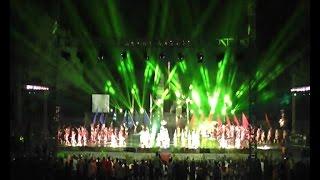 Sendra Tari Kolosal KENDEDES [FULL VIDEO] Taman Candra Wilwatikta Pandaan SMKN 12 Surabaya STKW 2014