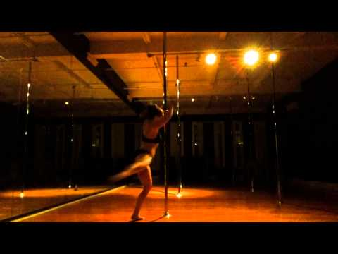 Sia Chandelier Pole'Ography | Tracee Kafer