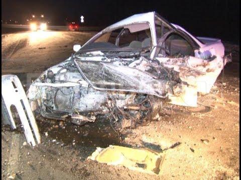 Тяжелейшие травмы получил пассажир «Тойоты» в автокатастрофе в Хабаровском районе. MestoproTV