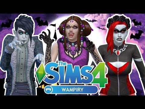 Jak Pobrać I ściągnąć The Sims 4 Wampiry Za Darmo ! NAJLEPSZY PORADNIK ! Pełny Dodatek