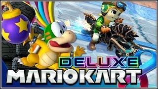 El pequeño koopa!!! | Mario Kart 8 Deluxe (Switch) con @Dsimphony
