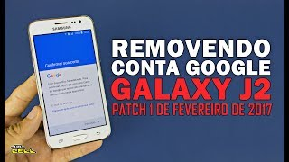 Como fazer o hard reset do Samsung Galaxy J2 Patch 2017