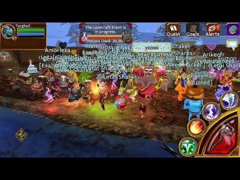 Arcane Legends BattleGrounds : Letal Sharks vs Exodia
