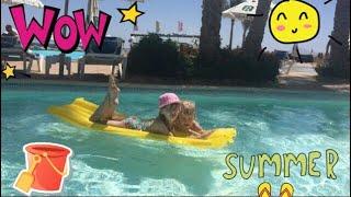 Влог: Отдых в Египте. Аквапарк. Развлечения. Обзор отеля Rehana Royal Beach Resort & Spa 5*