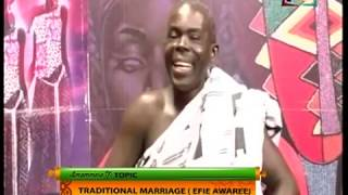 AMAMMERE: TRADITIONAL MARRIAGE  {EFIE AWAREE PART 2}