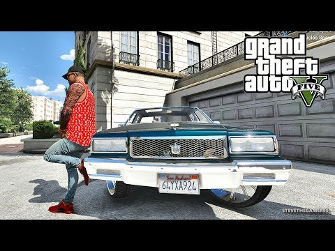 GTA 5 MOD #165 LET'S GO TO WORK (GTA 5 REAL LIFE MOD) GTA 5 DONK