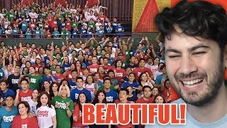 "ABS-CBN Christmas Station ID 2018 ""Family Is Love"" Reaction"