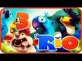 foto Rio Walkthrough Part 3 - Movie Party Game (PS3, X360, Wii) Story Mode 3: Rio Streets