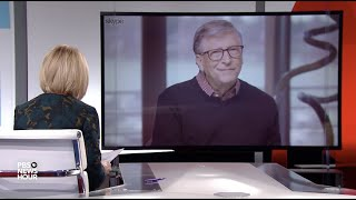 Video: No mass Gatherings until we have mass Vaccinations, against Coronavirus - Bill Gates